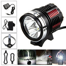 10000LM 3xCREE XM-L2 LED Cycling Front Bicycle Bike light Headlight Headlamp