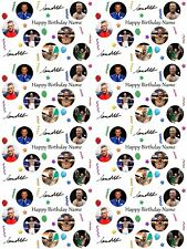Conor McGregor Personalised Birthday Gift Wrap. ADD A NAME! CHOOSE BACKGROUND!