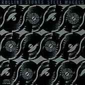 ROLLING STONES STEEL WHEELS  (CD)