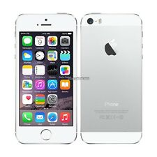 "Apple iPhone 5S/iPhone 4S- 16GB 32GB GSM ""Factory Unlocked"" Smartphone ED"