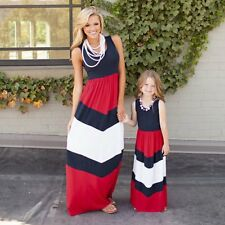 Mother and daughter dresses Evening Party matching mom girl dress Family Clothes