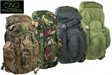 Army Military Combat Rucksack Camping Hiking Travel Backpack Surplus 25-44L New