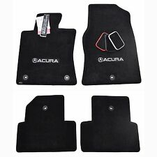 Acura TL Floor Mats - Custom Fit - 32OZ 2-PLY Quality - Acura Logos -