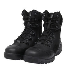 Men Assault Boots US Army Tactical Desert Combat Ankle Boot Shoes Climbing Boots