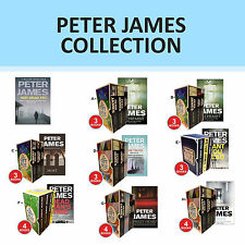 Peter James Collection Sweet Heart ,Not Dead Yet,Alchemist Gift Wrapped New Set