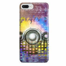 Music DJ Trance Slim Fit Phone Case Cover for iPhone Samsung