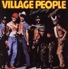 Live and Sleazy [Rebound] by The Village People (Cassette, May-1994, Rebound...