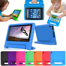 Kids Shock Proof EVA Handle Case Cover for Amazon Kindle Fire HD 7 HD 8 Protect