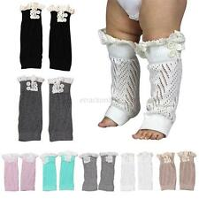Baby Toddler Girl Boy Leggings Warmer Long Socks Leg Warmers Knee Pad Legs Boots