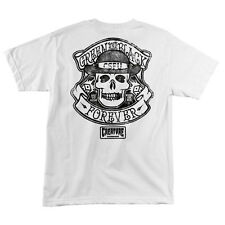 Creature Ride Or Die T-Shirt White