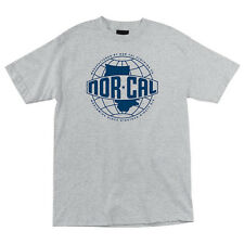 Nor Cal World Wide Regular S/S T-Shirt Athletic Heather