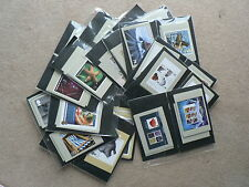 Royal Mail PHQ Stamp Cards - 2006, 2007, 2008, FDI Back + Special Postmarks