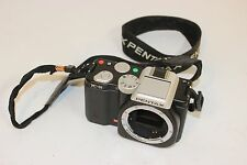 Pentax  K-01 Camera - Body Only - No Charger - Black Body - Please Read