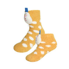 Mommy and Baby Kids Thermal Christmas Gift Family Crew Socks 2 Pairs