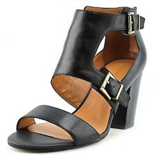 Tommy Hilfiger Kalinda   Open Toe Leather  Sandals NWOB