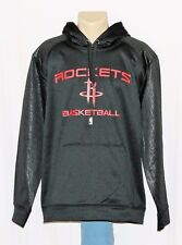 Houston Rockets Jump Off Hoodie Synthetic Hooded Sweatshirt - NBA Mens
