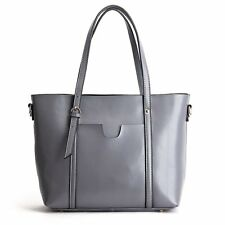 Generous Real Leather Tote Large Handbags Women's Shoulder Crossbody Evening Bag