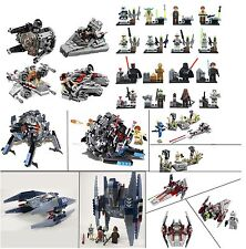 Star wars, Custom made Building block sets, toy Mini Figures & LEGO Space Men