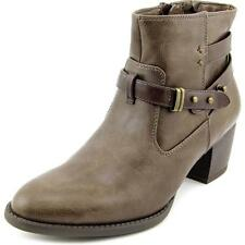 White Mountain Rotary   Round Toe Synthetic  Ankle Boot NWOB