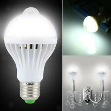 9W/7W/5W E27 LED Infrared PIR Motion Sensor Light Auto Detection Lamp Bulb