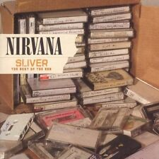 (CD) Nirvana - Sliver: The Best of the Box