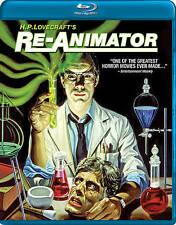 H.P. Lovecraft's The Re-Animator (Blu-ray Disc, 2011, Unrated) NEW