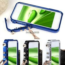 New Aluminum Metal Hard Frame Bumper Cleave Case Cover For Apple iPhone 5 5S ED
