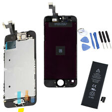 LCD Lens Screen Touch Display Digitizer Replacement Full Assembly for iPhone 5S