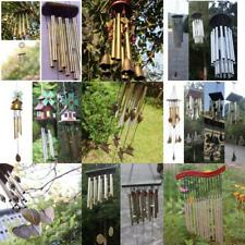 Various Tube Windchime Wooden Wind Chimes Bell Home Garden Yard Outdoor Decor