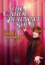 The Carol Burnett Show Carol's Favorites 1 DVD