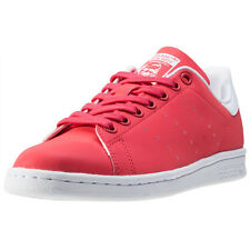 adidas Stan Smith W Womens Trainers Pink White New Shoes