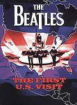 The Beatles: The First U.S. Visit (DVD, 2004, Amaray Case)