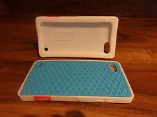 For Apple iPod Touch  4th  Generation waffle/shoe sole rubber Case Cover
