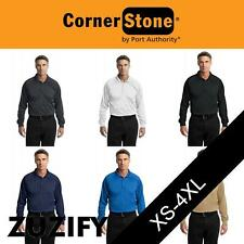 Cornerstone Long Sleeve Select Snag-Proof Tactical Polo Shirt. CS410LS