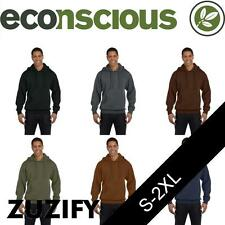econscious Organic/Recycled Pullover Hoodie. EC5500