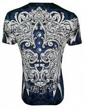 CLASSIC STARLITE T SHIRT FALLEN ANGEL MEN'S MMA TATTOO DESIGNER WEAR ALL SIZES