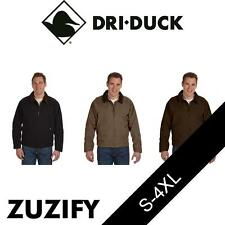 Dri-Duck Outlaw Boulder Cloth Jacket with Corduroy Collar. 5087