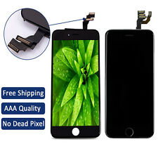 Black For iPhone 6 Plus LCD Display+Touch Screen Digitizer Assembly Replacement