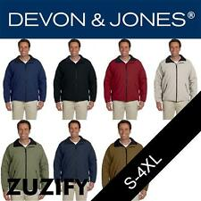 Devon & Jones Mens Three-Season Sport Jacket. D730