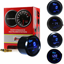 "Mixed 2"" Car Digital LED Oil Pressure/Oil Temp/Boost/Tacho/Water Temp Gauges"