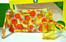 Lilly Pulitzer SQUEEZE Gift Set EDP Spray 1.7 oz + Wristlet *NIB ~ GREAT GIFT!!!