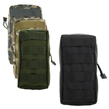 Waterproof Tactical Military Nylon Sling Waist Bag Case Medical First Aid Pouch