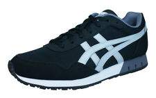 Asics Curreo Mens Running Trainers / Shoes - Black Grey