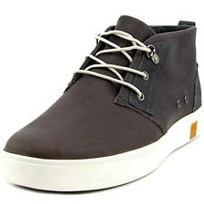 Timberland Amherst Chukka Men  Round Toe Canvas Gray Chukka Boot