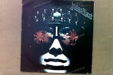 Judas Priest - Killing Machine Europe LP 1978 //16
