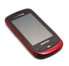 Pantech Hotshot CDM8992 - (Verizon) - Red Smartphone Cell Phone CDM-8992