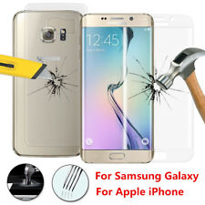 100% Premium Tempered Glass Front & Back Film Screen Protector For Phone Samsumg