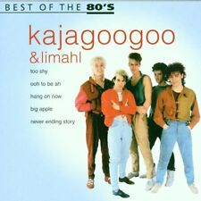 Kajagoogoo and Limahl - Best of the 80's - Kajagoogoo and Limahl CD DQVG