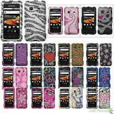 Diamond Phone Case Cover For SAMSUNG M820(Galaxy Prevail) Bling Rhinestones