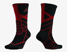 Nike Jordan Jumpman Flight Crew Men's Dri-FIT Basketball Socks sz Large (8-12)